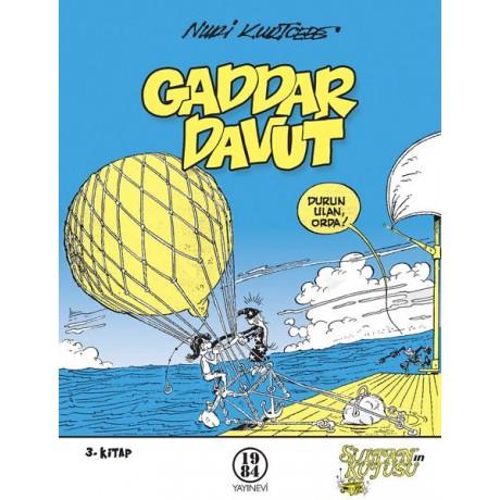 Gaddar Davut 3. Kitap - Sultan'ın Kutusu