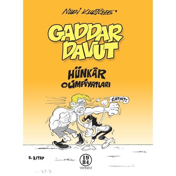 Gaddar Davut 2. Kitap - Hünkar Olimpiyatları / Nuri Kurtcebe