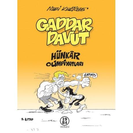 Gaddar Davut 2. Kitap - Hünkar Olimpiyatları