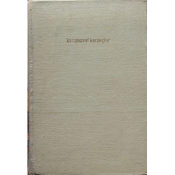 Karamazof Kardeşler - 3 ve 4. Cilt / Dostoyevski