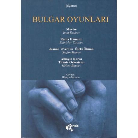 Bulgar Oyunları