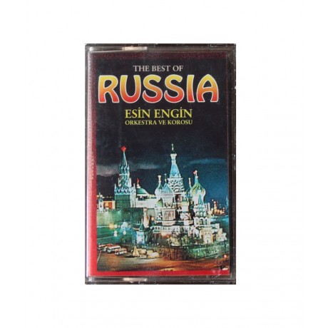 Esin Engin / The Best of Russia - Kaset