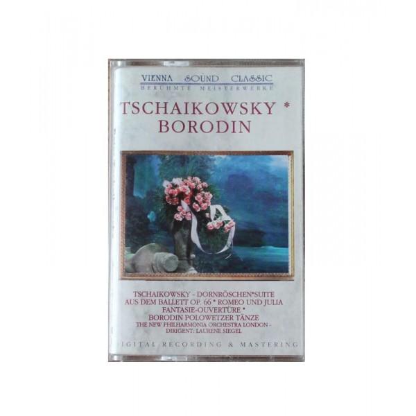 Tschaikowsky-Borodin - Kaset