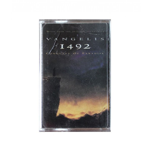 Vangelis/1492 Conquest of Paradise - Kaset