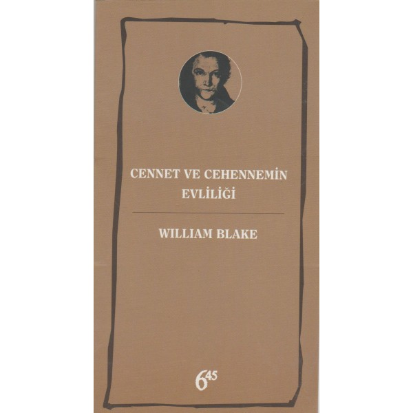Cennet ve Cehennemin Evliliği/William Blake