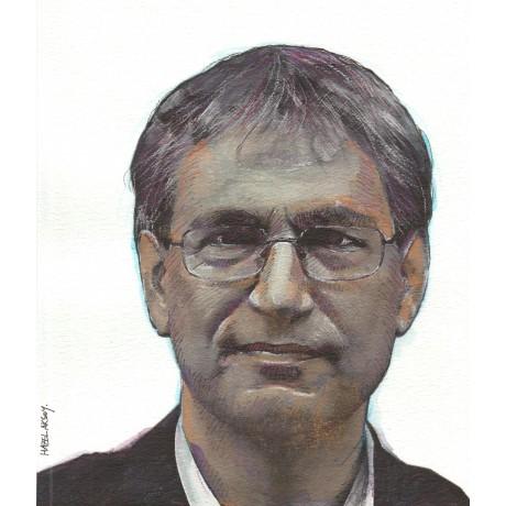 Suluboya / Orhan Pamuk